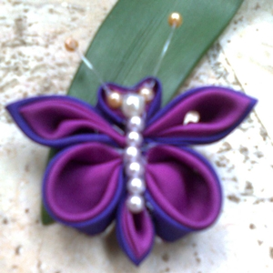 butterfly purple, bros unik
